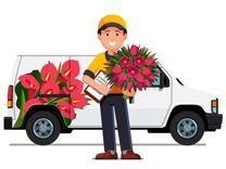 Доставка цветов по вашему адресу по акции промо код «СОСЕДИ»